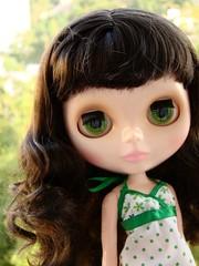 Lourdes Maria..minha nova fifi de plástico.