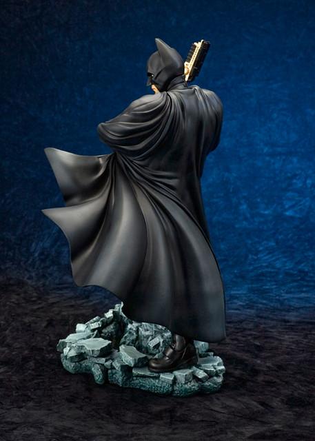 壽屋 - ARTFX 黑暗騎士: 黎明昇起/蝙蝠俠
