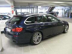 BMW M550d X Drive Touring F11 (nakhon100) Tags: cars wagon estate diesel bmw touring 550 xdrive stationwagoin m550d