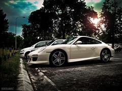 Techart. (Stefan Sobot) Tags: 2 sun white 3 car rain 1 nikon 4 serbia wheels 911 fast s casino exotic turbo porsche belgrade gt rims tuning rs cabrio rare beograd supercar edit carrera targa 996 991 993 997 srbija techart