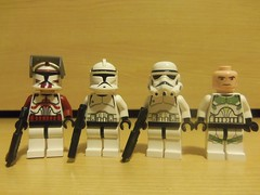OH MY GOD! (-[STORM]-) Tags: 2002 trooper star lego company loot stormtrooper wars horn clone commander fov