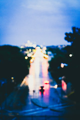 North Ave. [out of focus] (T. Todd) Tags: park city bridge flowers light sky pet lake plant storm building slr art film beach nature water car rain animal sign wisconsin night canon computer river landscape person photography rebel lights graffiti bay pier boat photo big lomo lomography brewers highway friend paint downtown cityscape bokeh michigan spray lakemichigan miller atwater milwaukee sail vehicle lightning t3 dslr thunder millerpark vibrations waterscape bigbay ttoddphotography
