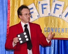 Gyula Czili (Saomik) Tags: 2012 april batavia newyork usa ffff fechters magic magician