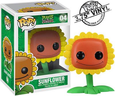 FUNKO POP! 之植物大戰殭屍