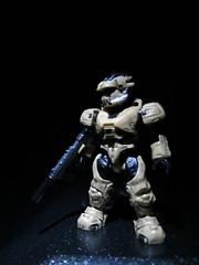 EOD Spartan (xX Martius Xx) Tags: trip 2 3 mine tan halo pack eod mines reach armory smg megabloks spartan mega silenced spartans packs unsc bloks