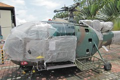 M20-10 IMG_0517 (helosrgreat) Tags: museum army aircraft helicopter malaysia alouette muzium portdickson sudaviation aerospatiale rmaf tudm tenteradarat se3160