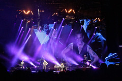 Depeche Mode @ Terra Vibe Park 10/05/2013 (Simos1968) Tags: light night concert depechemode terravibe simos1968 athens2013