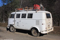 The Shasta Look (zombikombi1959) Tags: road trip bus northerncalifornia vw volkswagen offroad rally adventure journey sst offroaders bulli splitscreen caifornia type2 offthebeatentrack shastasnowtrip backroadbus