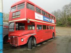 JJD504D RML2504 AEC Routemaster (graham19492000) Tags: museum weybridge brooklands transportmuseum brooklandsmuseum aecroutemaster jjd504d rml2504
