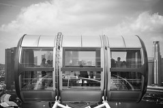 Roda Gigante (fhmolina) Tags: topo wheel singapore top capsule ferris roda rodagigante capsula cingapura gidante