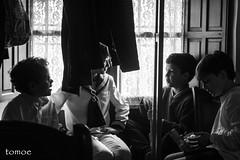 Secrets (Natalia Lozano) Tags: life shadow portrait bw blancoynegro boys monochrome children chat first bn retratos talking shape communion primera bnw secretos comunion monócromo