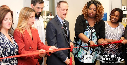 Hyde Park HCC Ribbon Cutting
