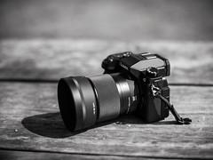 Sigma 30mm f1.4 Panasonic G7 (Vincent-F-Tsai) Tags: camera blackandwhite texture monochrome lens table mono bokeh body gear manual legacy adapted cameraporn minoltamd50mmf14 speedbooster metabones