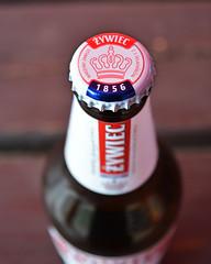 Beer (Kalusija) Tags: beer zywiec polish alcohol bier alkohol piwo polnisch bierdeckel