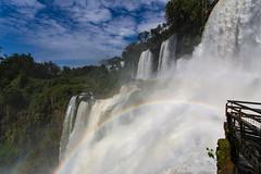 Iguaz - Saltos: Bossetti, Eva y Adan (Jos M. Arboleda) Tags: argentina canon eos agua jose paisaje 5d catarata iguaz cascada arboleda ef1740mmf4lusm josmarboledac marlkiii