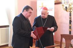 Întâlnirea cu Cardinalul Stanislaw Dziwisz (9)