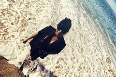 retratos (betho itinerante) Tags: color textura luz sol azul atardecer mar agua gente retrato playa paisaje dia movimiento diagonal cielo contraste perspectiva aire olas detalles libre suave linea horizonte reflejos piedras calor tranquilidad ocano arista relajacin placentero