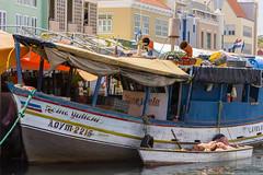 IWR-Curacao-090316 (16) (Indavar) Tags: street bridge people fishing market curacao tugboat oldlady caribbean tug curaao curazao caribe