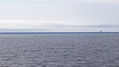 Estland, Solymar and Abtenauer in the Baltic sea (Franz Airiman) Tags: balticsea baltic stersjn estland bulkcarrier cargoship solymar lastfartyg landshav abtenauer
