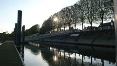 Oissel - Bords de Seine (jeanlouisallix) Tags: panorama france nature seine river landscape eau lumire rivire berge maritime normandie reflets paysages haute fleuve oissel