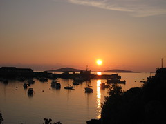 St Marys sunset (helbelgu) Tags: isles scilly