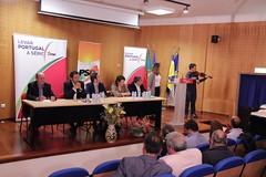 Jorge Moreira da Silva no Sabugal