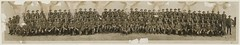 Large group of officers and other ranks, 1916 (State Library of South Australia) Tags: wwi worldwari worldwarone soldiers aif herbertbindleyhussey