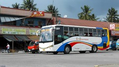 C&D Express 3229 (Monkey D. Luffy ギア2(セカンド)) Tags: bus bar philippines society isuzu enthusiasts philbes