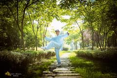 ShiFu III (Andy Brandl (PhotonMix.com)) Tags: china health wellness yangstyle taichimaster photonmix andybrandl zhuhanjing