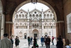 Ferrara: Cattedrale San Giorgio, 13. Jh.