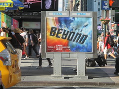 Star Trek Beyond Poster Billboard Phone Booth AD 1923 (Brechtbug) Tags: show street new york city nyc fiction film television st trek booth movie poster star tv jj theater phone mr theatre manhattan district space rip ad broadway science billboard midtown sidewalk ave captain spock scifi series beyond anton 1960s avenue abrams 7th futuristic kirk 32nd 2016 standee standees yelchin 06292016