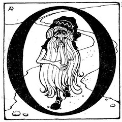 Zonneschijn  1927    ill Anton Pieck pg 73 (janwillemsen) Tags: fairytale 1927 antonpieck magazinellustration