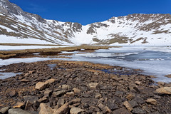 June in Colorado's High Country (Lucky Sky) Tags: colorado co mtevans summitlake