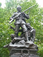 Cenotaph / War Memorial, St Annes Square, Manchester (rossendale2016) Tags: saint square manchester memorial war cenotaph annes
