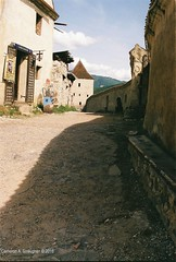 CNV00086s (Cameron A. Straughan) Tags: white black castle film photography town exposure roman fort vampire iii gothic goth prince literature medieval dracula iso 400 romania mm transylvania 35 vlad sibiu brancastle rasnov bramstoker draculas vladtheimpaler wallachia vladdracula vladdrculea onceuponatimeintransylvania houseofdrculeti houseofbasarab