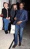 Leroy Dawkins, at the Risque Business launch party of Emilio Cavallini at Sketch - Departures. London, England