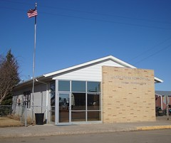 Post Office 59275 (Westby, Montana) (courthouselover) Tags: montana mt postoffices greatplains sheridancounty westby