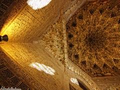 Alhambra Palace 19   / Granada / Spain - 27.03.2012 (Ahmed Al.Badawy) Tags: spain alhambrapalace granada ahmedalbadawyandalusiaislamicarchitecturehutectshots