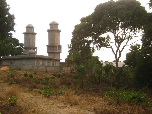 Guinean Mosque, Fouta Djallon