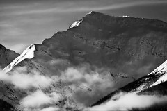 Mica Mountain (Ron Worobec) Tags: park morning winter sky blackandwhite cloud mountain snow canada mountains rock clouds contrast sunrise canon river rockies pretty bc britishcolumbia dream rocky peak powder glacier mount alpine valley mountaineering summit backcountry mountrobson bliss brilliant cornice faser mtrobson canon70200 valemount robsonvalley robsonpark canon50d rockeymountains mtrobsonpark chrontography