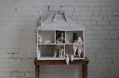 (houseofloulou) Tags: newzealand art dolls dunedin mintgallery
