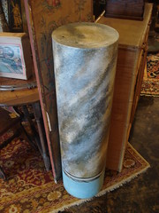 "Faux-Marble Pedestal • <a style=""font-size:0.8em;"" href=""http://www.flickr.com/photos/51721355@N02/7096952583/"" target=""_blank"">View on Flickr</a>"