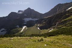 """Going-to-the-Sun-Mountain and Sexton Glacier • <a style=""""font-size:0.8em;"""" href=""""https://www.flickr.com/photos/63501323@N07/7107806061/"""" target=""""_blank"""">View on Flickr</a>"""