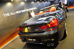 BMW M6 Convertible (j-imaging) Tags: show new car speed munich singapore power yacht performance twin convertible m turbo bmw launch m6 v8 2012 preview 44l 560bhp jimaging