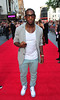 Tinie Tempah arrives at the world premiere of iLL Manors on Wednesday May 30, 2012 in London. (Photo by Jon Furniss/Invision/AP)
