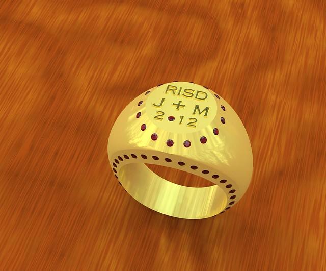 RISD Class Ring