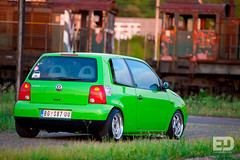 "Maxa's Green VW Lupo • <a style=""font-size:0.8em;"" href=""http://www.flickr.com/photos/54523206@N03/7166553468/"" target=""_blank"">View on Flickr</a>"