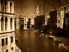 Venice (Diyanski) Tags: venice canals oldphotos oldhouses canonpowershota610 filmeffect