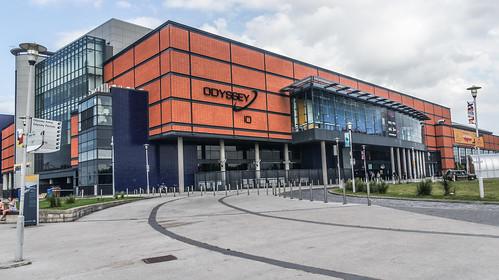 The Odyssey - Belfast