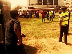 MEDEVAC: Sg.Lembing - Kuantan (Pairan) Tags: chopper helicopter bomba kuantan medevac tudm pdrm jpam padangkemunting
